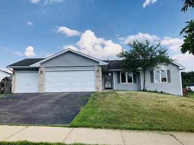 Rockford Single Family Home For Sale: 5132 Windrush Drive