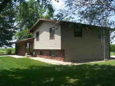 Ogle County Single Family Home For Sale: 16152 W Coffman Road