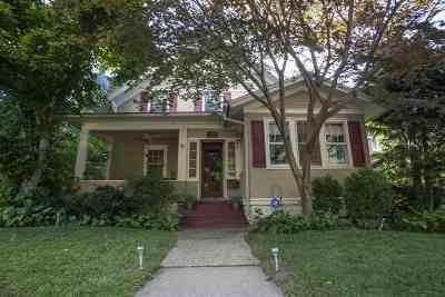 Rockford Single Family Home For Sale: 2230 Harlem Boulevard
