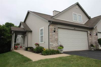 Winnebago County Condo/Townhouse For Sale: 11867 River Hills Parkway