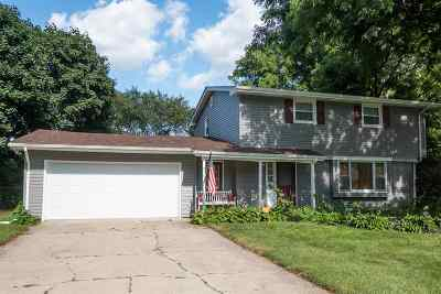 Winnebago County Single Family Home For Sale: 8101 Amber Drive