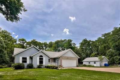 Machesney Park Single Family Home For Sale: 12723 Ventura Boulevard