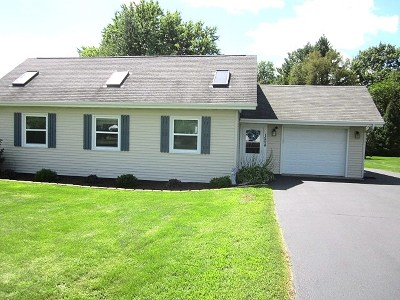 Winnebago County Single Family Home For Sale: 1294 Lake Summerset