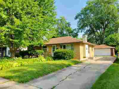 Rockford Single Family Home For Sale: 3823 Dakota Lane
