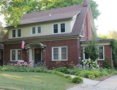 Stephenson County Single Family Home For Sale: 1514 Lincoln Boulevard