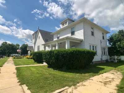 Monroe Center Single Family Home For Sale: 100 West Street