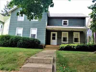 Freeport Single Family Home For Sale: 1213 S Oak Avenue