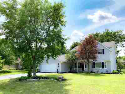 Single Family Home For Sale: 1524 Ridgeline Road