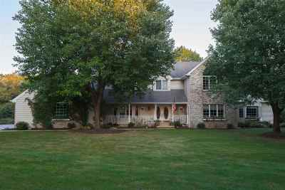 Belvidere Single Family Home For Sale: 11457 Inverway