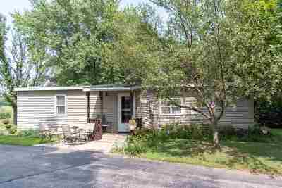 South Beloit Single Family Home For Sale: 2425 Fisher Road