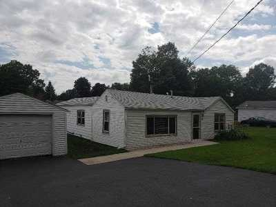Winnebago Single Family Home For Sale: 104 W School Street
