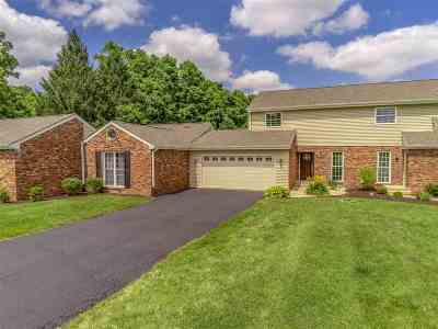Ogle County Condo/Townhouse For Sale: 104 E Indian Cove Drive