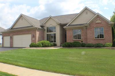 Cherry Valley IL Single Family Home For Sale: $334,900