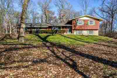 Poplar Grove Single Family Home For Sale: 4182 Dawson Lake Road