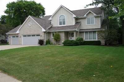 Rockford Single Family Home For Sale: 6447 Shiloh Close