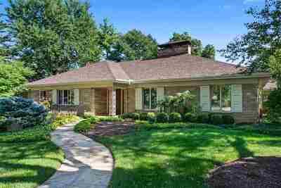 Rockford Single Family Home For Sale: 2323 Harlem Boulevard