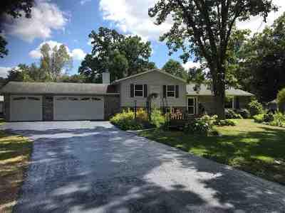 Byron Single Family Home For Sale: 6239 Bradley Road