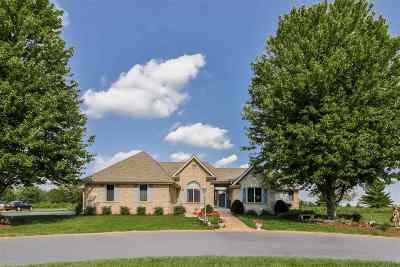 Poplar Grove Single Family Home For Sale: 145 Titleist Trail