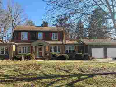 Stephenson County Single Family Home For Sale: 1351 S Park Blvd