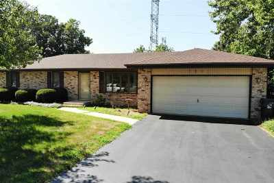 Cherry Valley Single Family Home For Sale: 3801 Cutty Sark Road