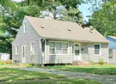 Rockford Single Family Home For Sale: 2017 Van Wie Avenue