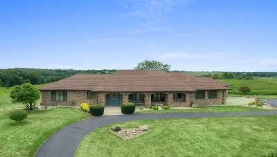 Ogle County Single Family Home For Sale: 2765 W Pines Road