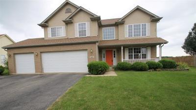 Belvidere Single Family Home For Sale: 301 Bear Dusk Way