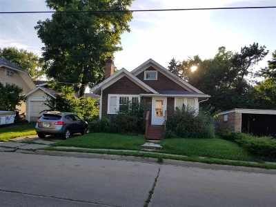Rockford IL Single Family Home For Sale: $42,000