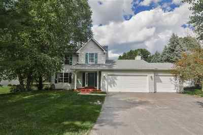 Ogle County Single Family Home For Sale: 5314 E Nordic Woods Drive