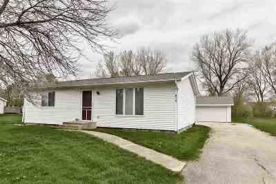 Poplar Grove Single Family Home For Sale: 812 Marquette