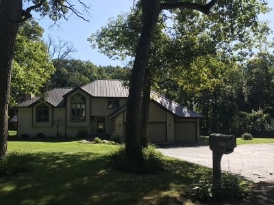 Stephenson County Single Family Home For Sale: 2976 W Forest Road