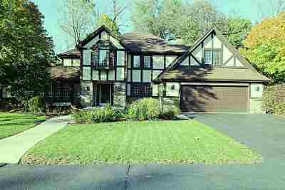 Rockford Single Family Home For Sale: 6418 Burberry Drive