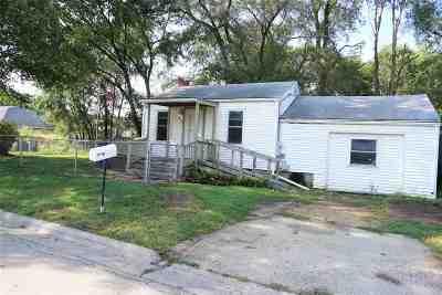 Cherry Valley Single Family Home For Sale: 406 Elgin Street