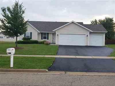 Poplar Grove Single Family Home For Sale: 216 English Oak Lane
