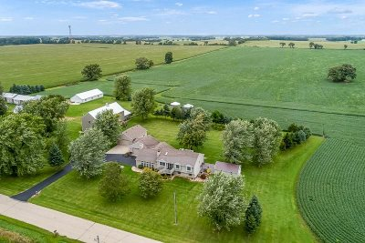 Boone County Single Family Home For Sale: 8634 Coon Trail Road
