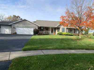 Cherry Valley Single Family Home For Sale: 3519 Valley Woods Drive