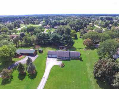 Belvidere Single Family Home For Sale: 631 Fieldcrest Road