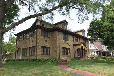 Rockford Single Family Home For Sale: 208 N Prospect Street