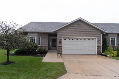 Rockford Condo/Townhouse For Sale: 1427 Dry Creek Bend