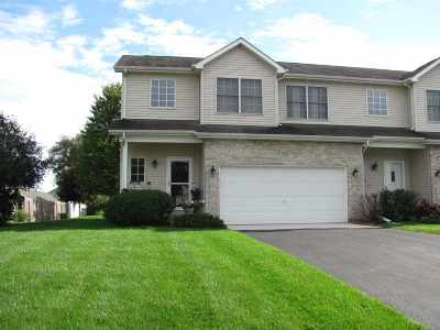 South Beloit Condo/Townhouse For Sale: 5307 Cheney Drive