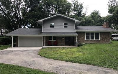 Rockford Single Family Home For Sale: 2304 Pinedrop Parkway