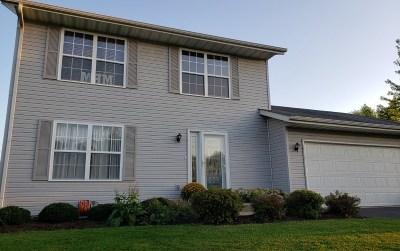 South Beloit Single Family Home For Sale: 5772 Pierce Lane