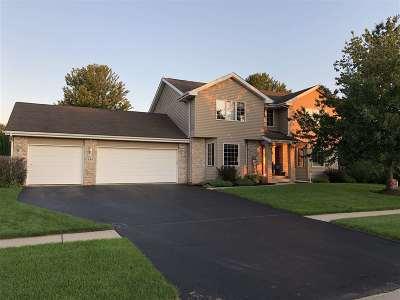 Winnebago IL Single Family Home For Sale: $274,900