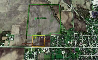 Residential Lots & Land For Sale: 75-Acres Monroe