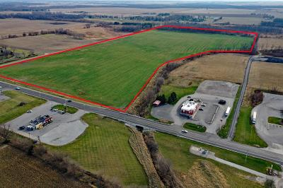 Residential Lots & Land For Sale: 70-Acres I-65 & Sr 114