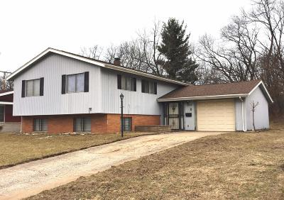 Gary IN Single Family Home For Sale: $132,500