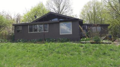 La Porte, Laporte Single Family Home For Sale: 7404 West 125 North