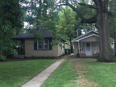 Hammond IN Multi Family Home For Sale: $78,000