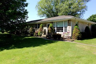 Rolling Prairie Single Family Home For Sale: 4004 North 350 East