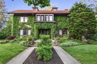 La Porte, Laporte Single Family Home For Sale: 1421 Indiana Avenue